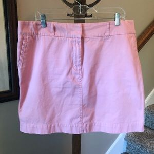 Vineyard Vines Skirt Womens 16 PINK Whale Logo
